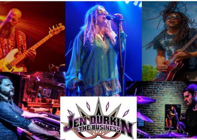 Jen Durkin & The Business