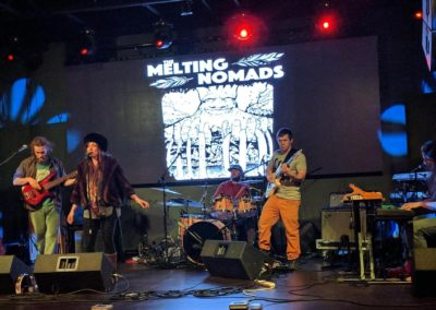 The Melting Nomads