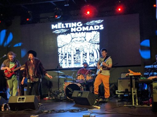 The Melting Nomads
